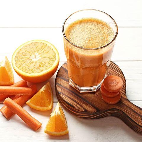 Молочно-апельсиновый...